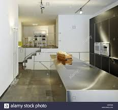 a bulthaup designed kitchen in an apartment in barcelona spain