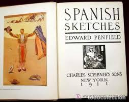 spanish sketches impresionante libro de viajes comprar libros
