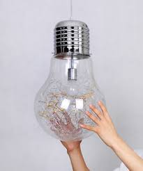 Light Bulb Ceiling Light Antique Industrial Diy Big Edison Bulb Glass Ceiling L Pendant