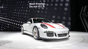 porsche 911 r porsche 911 r is made for the purist autoblog