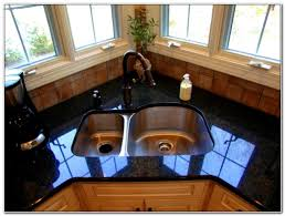 corner sink kitchen cabinets dimensions sinks and faucets home