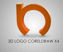 tutorial membuat logo coreldraw x5 corel draw x 4 tutorials 3d logo coreldraw x4 tutorial