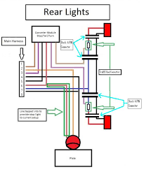 2000 toyota tundra tail light grote wiring diagram for trailer lights in addition led trailer tail