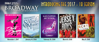 broadway shows musicals riverpark center