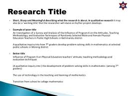 thesis title about physical education collection of thesis title for education administration