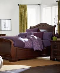 Bordeaux II  Piece Queen Bedroom Set With Dresser Furniture - Bordeaux 5 piece queen bedroom set