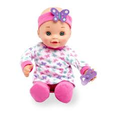 you u0026 me 12 inch magic pacifier baby doll toys