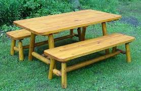 Log Outdoor Furniture by Log Cabin Patio Furniture Log Cabin Style Outdoor Furniture Log