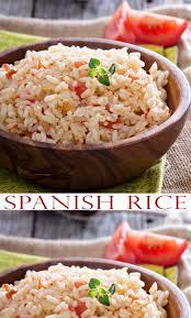 recette de cuisine mexicaine facile one pot rice recette recettes de riz riz et recette de