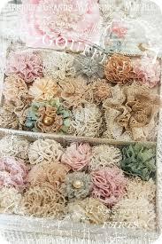 80 best my fabric flower garden images on pinterest flowers