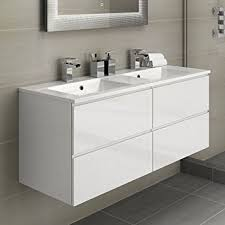 double sink wall hung vanity unit bathroom simple double sink units bathroom within his hers vanity