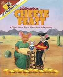 amazon com the good neighbors u0027 cheese feast a cheesy mouse tale