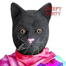 Halloween Costumes Black Cat Amazon Creepyparty Deluxe Novelty Halloween Costume Party