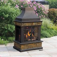 outdoor fireplace flue wpyninfo