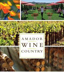 Virginia Wine Trail Map by Amador County Wineries