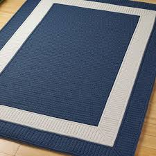 Navy And White Outdoor Rug Blue And White Outdoor Rug Meedee Designs