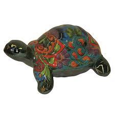 Turtle Planter Talavera Novelty Assortments Ipa4717 Border Concepts
