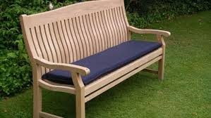 outdoor bench cushions at midlands conservatory and garden furniture