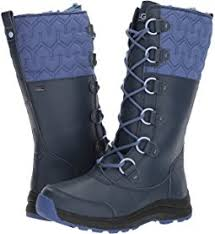 womens winter boots zappos winter and boots navy shipped free at zappos