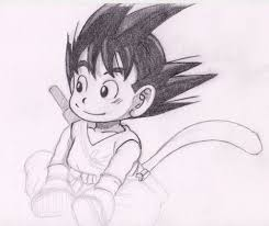 how to draw manga like dragon ball z archives pencil drawing