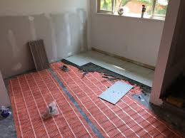 Heated Flooring Under Laminate Suntouch Radiant Floor Heating Snow Melting Systems Flooring How