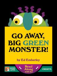 go away green free for 1 hr go away big green monster smart apps for kids