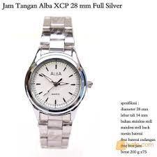 Jam Tangan Alba jam tangan alba wanita xcp 28 mm silver jakarta pusat jualo