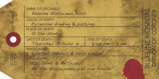 halloween drink names invitation u2014 baris pekpolat