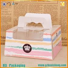 Where To Buy Pie Boxes Design Cup Cake Dessert Box Cupcake Bakery Boxes With Handle And