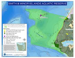 Whidbey Island Map Aquatic Reserves Whidbey Watershed Stewards