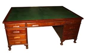 Partner Desk For Sale Antiques Bazaar Desks And Bureaus
