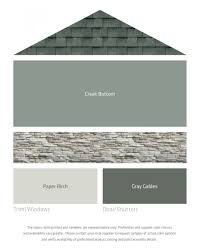 Gray Siding White Trim Black by Exterior Colors With Grey Or Black Roof Exterior House Colors
