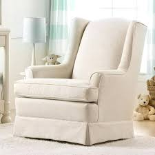 Upholstered Rocking Chairs For Nursery Tufted Glider Fredericks Burg