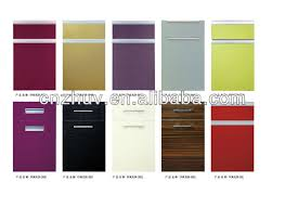 Home Depot Kitchen Cabinet Doors Only by Kitchen Impressive Uv High Gloss Vinyl Wrap Cabinet Doors Buy For