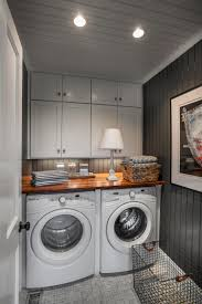 impressive laundry room home interior design expressing admirable