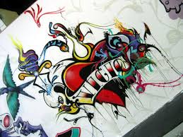 graffiti design iki gambar boto vicio graffiti design by versatilegfx