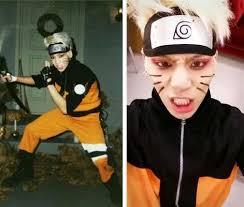 Naruto Costumes Halloween Jonghyun Halloween Costume Kpop Kdrama Halloween