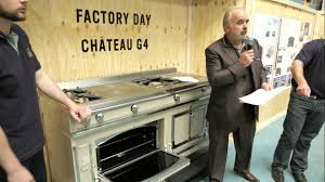 La Cornue Chateau Discover The Technology For The Ultimate In Cooking The Château