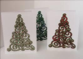 cricut christmas card scroll tree wonder which cartridge