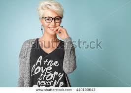hats for women with short hair over 50 short hair stock images royalty free images vectors shutterstock