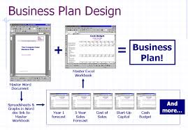 Financial Business Plan Template Excel Excel Business Planning Templates