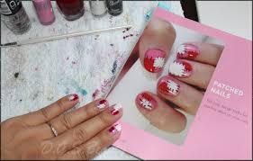 sephora nail patch art tutorial nail art ideas