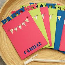 homemade sleepover invitations carte invitation anniversaire enfant fait maison invtations