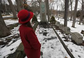 famous graves in upstate new york lucille ball mark twain