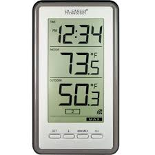 la crosse technology thermometers u0026 weather stations outdoor