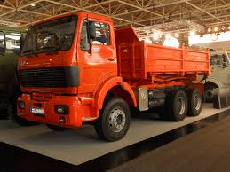 mercedes truck wiki file fap 2640 heavy duty truck three axle side view spielvogel