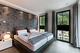 Schlafzimmer Licht Villa Mathilde Luxus Ferienwohnung Mit Meeresblick Auf Rügen
