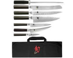 shun kitchen knives shun classic 8 student set knifemerchant