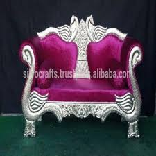 wedding stage sofa set chairs for groom from classic