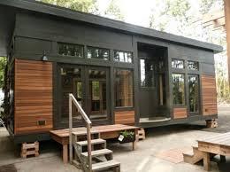 tiny homes washington modern 450 sq ft prefab tiny home by greenpod development in
